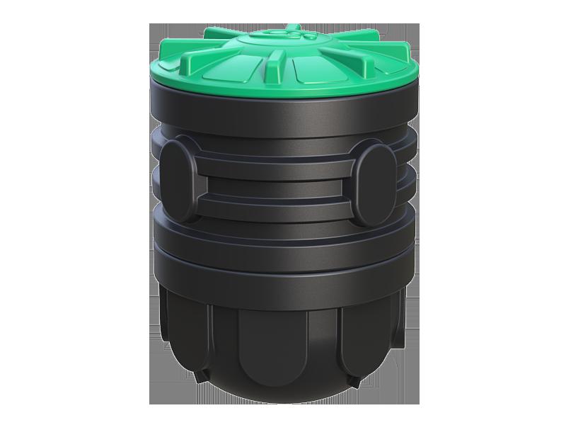 Пластиковые резервуары