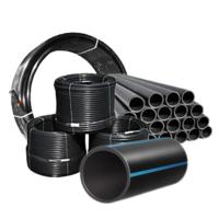 Питьевая полиэтиленовая труба ПЭ-100 SDR 17,6